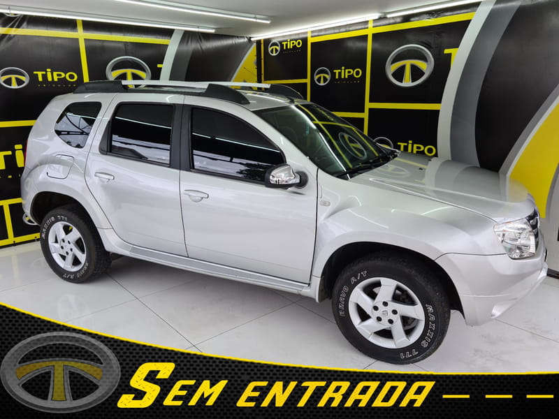 RENAULT DUSTER 2.0 D 4X2 AUTOMATICO