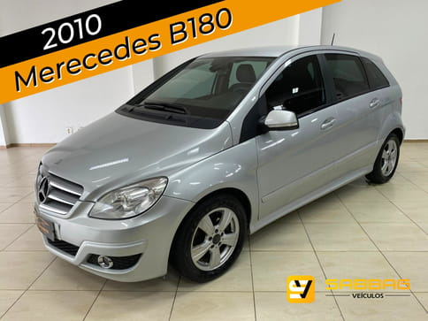 MERCEDES-BENZ B 180 CONFORT 1.8 4P
