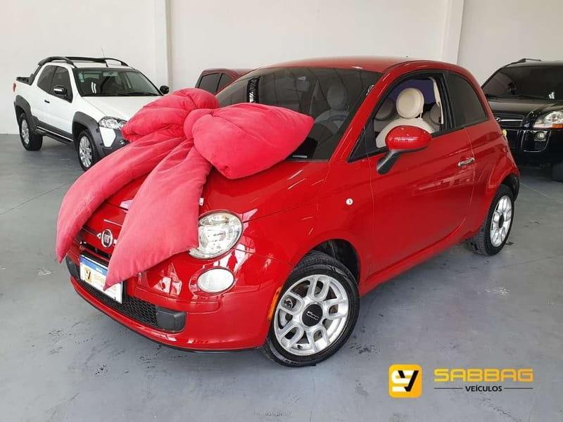 FIAT 500 1.4 CULT 8V FLEX 2P AUT