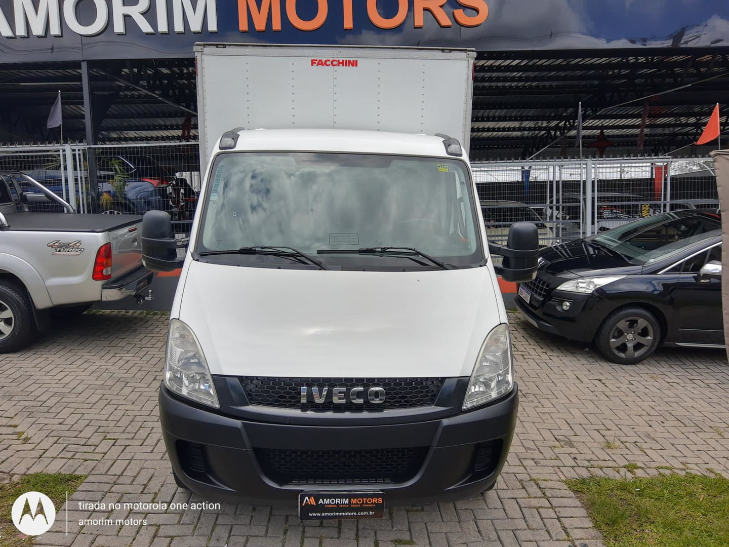 IVECO DAILY CHASSI 45S17 2P (DIES.)(E5)