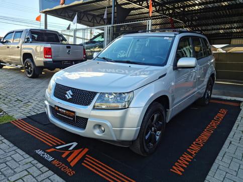 SUZUKI GRAND VITARA 2WD 4X2 2.0 16V 4P MANUAL