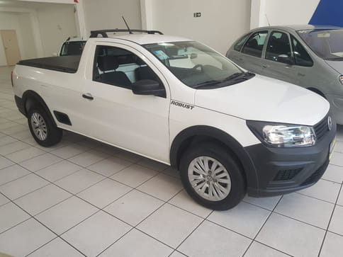 VOLKSWAGEN SAVEIRO 1.6 CS ROBUST 8V FLEX 2P MANUAL