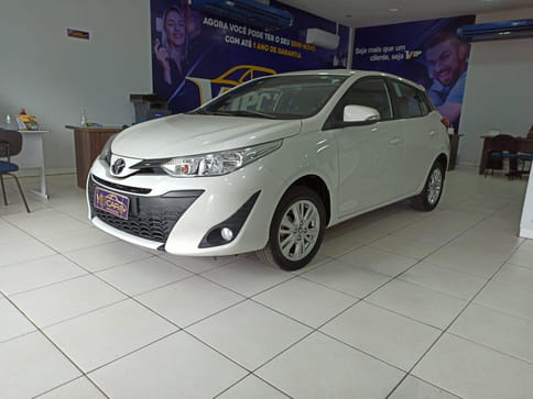 TOYOTA YARIS 1.3 16V FLEX XL LIVE MANUAL