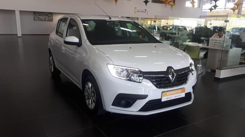RENAULT SANDERO ZEN 1.0 MANUAL