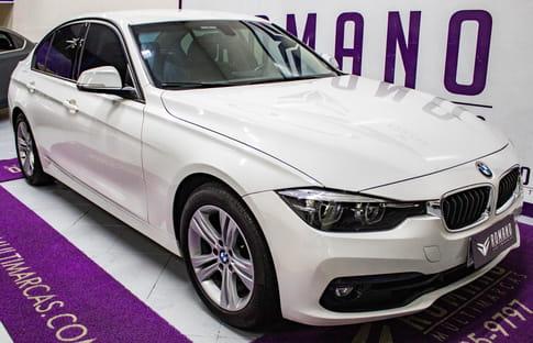 BMW 320IA 2.0 TURBO ACTIVEFLEX 16 V 184CV 4P