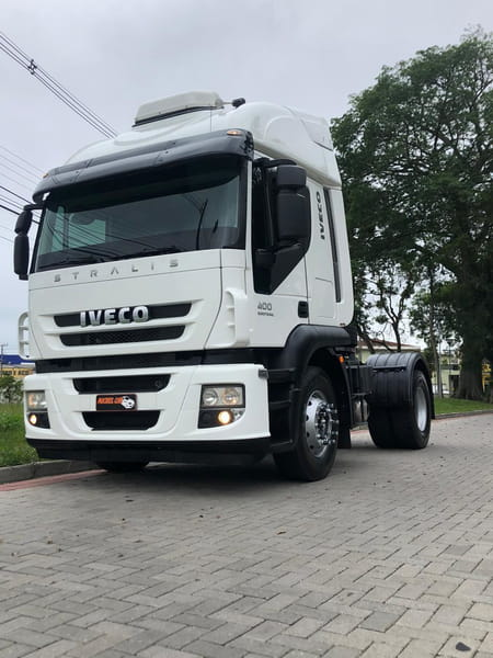 IVECO STRALIS 490 S40T TA