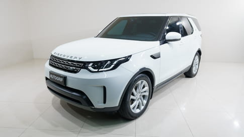 LAND ROVER DISCOVERY TD6 SE 7