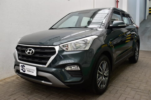 HYUNDAI CRETA 1.6 PULSE PLUS AUT
