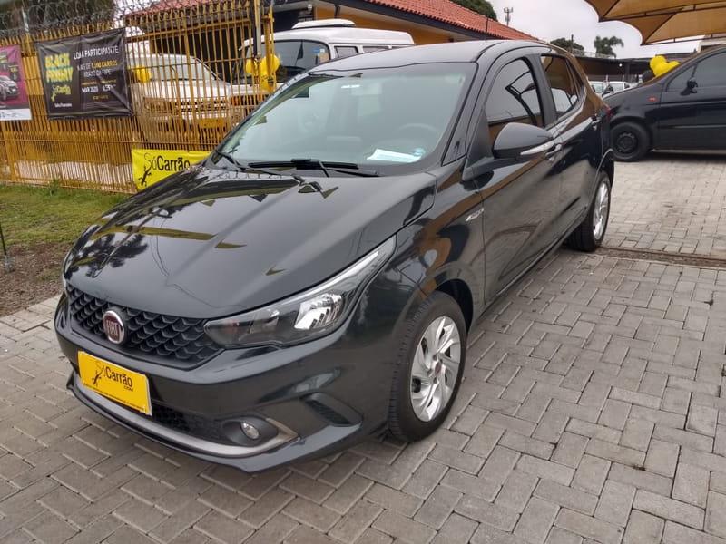 FIAT ARGO DRIVE 1.3 GSR 8V FLEX