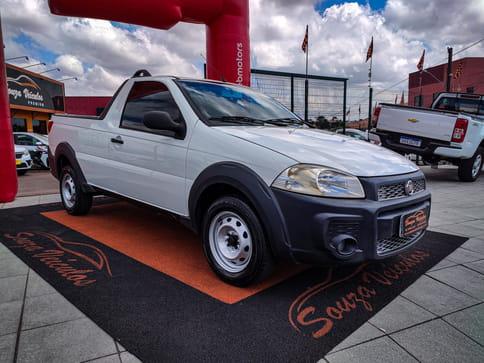 FIAT FIAT  STRADA WORKING 1.4 MPI FIRE FLEX 8V CS
