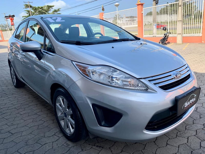 FORD FIESTA SEDAN SE 1.6 MEC. (NEW)