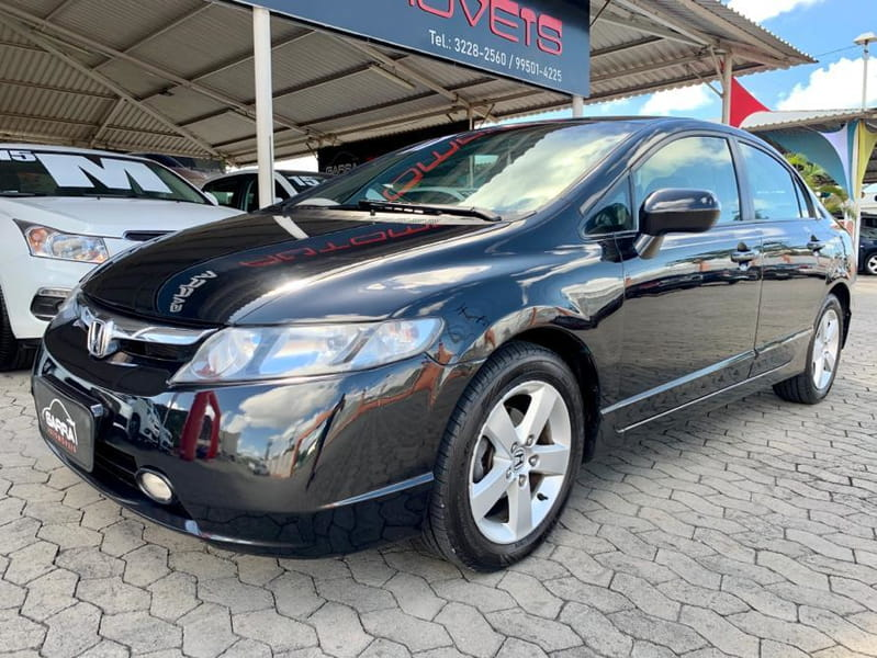 HONDA Civic Sedan EXS 1.8 Flex 16V Aut. 4p