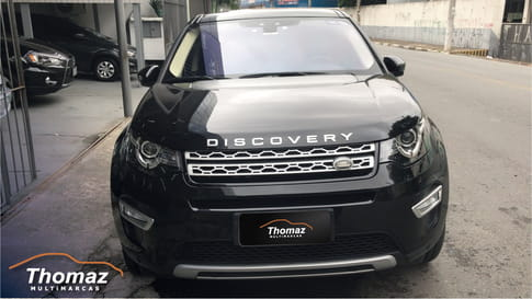 LAND ROVER DISCOVERY SPORT 2.0 16V SI4 TURBO HSE LUXURY