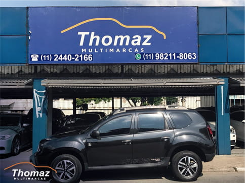 RENAULT DUSTER 20 D 4X2