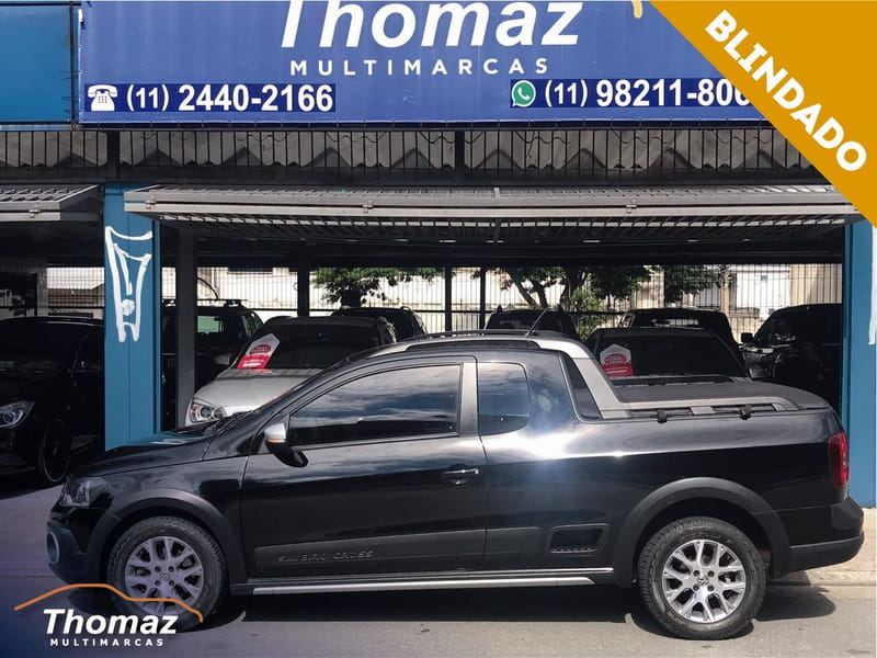 VOLKSWAGEN SAVEIRO 1.6 CE CROSS