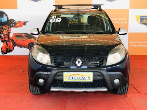 RENAULT SANDERO STEPWAY 1.6 16V HI-FLEX 4P