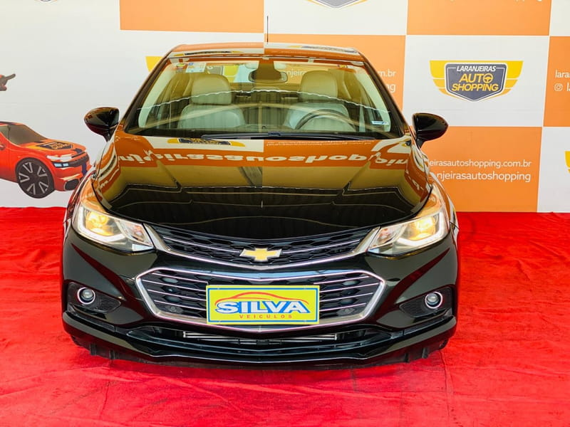 CHEVROLET CHEV CRUZE LTZ NB AT