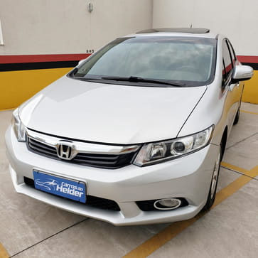 HONDA CIVIC SED.EXS-AT 1.8 16v(New)(Tip.)(Flex) 4p