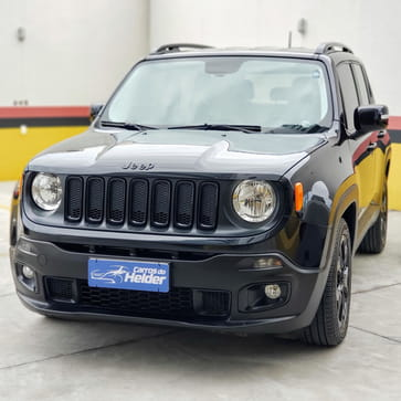 JEEP RENEGADE NIGHT EAGLE 1.8 4x2 FLEX AUT