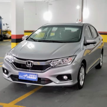 HONDA CITY SEDAN PERSONAL 1.5 FLEX 16V AUT