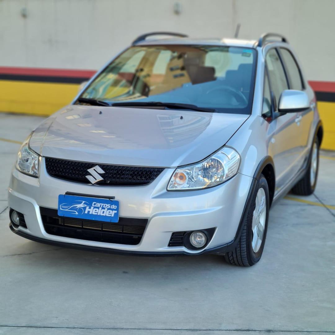 SUZUKI SX4 4WD MT 145c