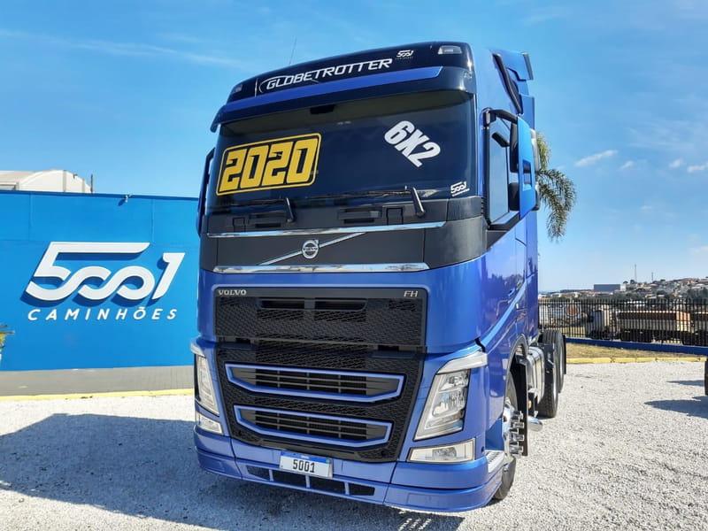VOLVO FH 500 6X2T