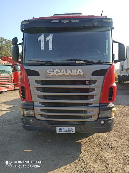 SCANIA G-380 A 6x2