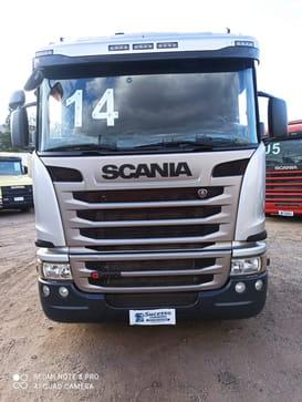 SCANIA G 400 A6X2