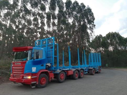 SCANIA G-440 B 8x4 2p diesel E5