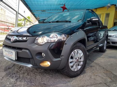 FIAT STRADA ADVENT FLEX