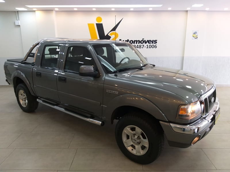 FORD RANGER 2.3 XLT 16V 4X2 CD GASOLINA 4P MANUAL