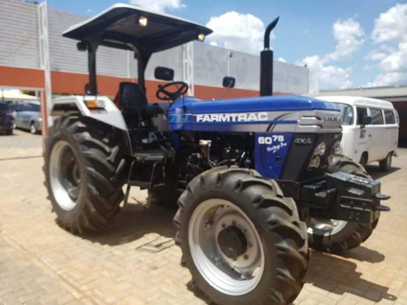 FARMTRAC FT 6075 PRO