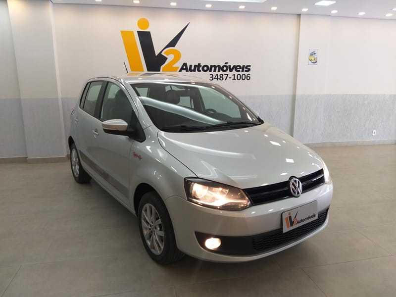 VOLKSWAGEN FOX 1.6 MI ROCK IN RIO 8V FLEX 4P