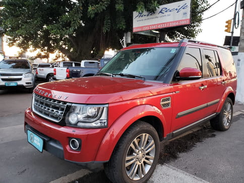 LAND ROVER DISCOVERY SE SDV6 4X4 TURBO DIESEL INTERCOOLER 4P AUTOMÁTICO