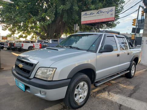 CHEVROLET  S10 2.8 COLINA 4X2 CD 12V