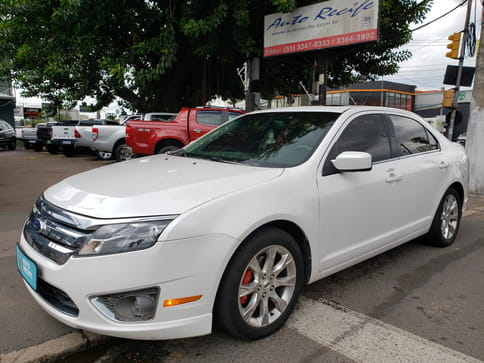 FORD FUSION SEL AWD 3.0 V-6(AT) GAS. (IMP) 4P