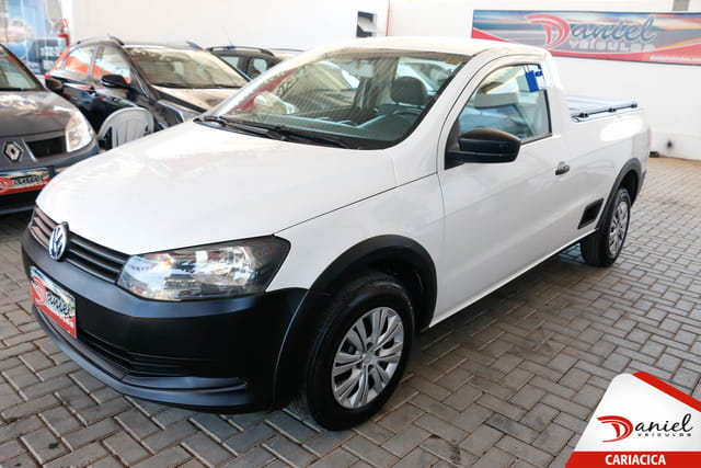 VOLKSWAGEN SAVEIRO 1.6 CS