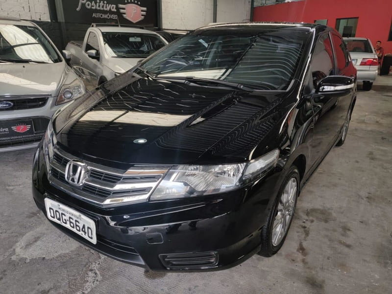 HONDA CITY EX FLEX