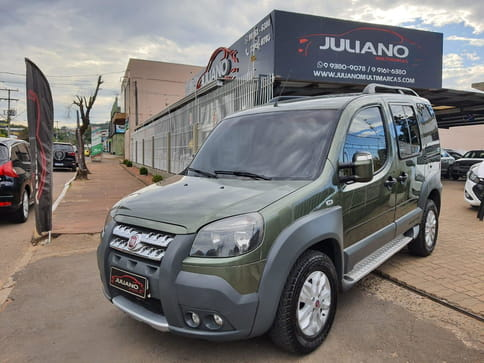 FIAT DOBLO ADVENTURE 1.8 FLEX