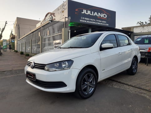 VOLKSWAGEN VOYAGE 1.6 8V FLEX 4P MANUAL