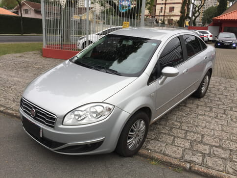 FIAT LINEA ESSENCE DUALOGIC 1.8 16V