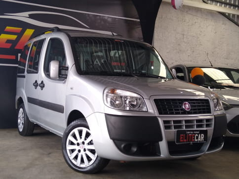 FIAT DOBLO ESSENCE 1.8 FLEX 16V 5P 7L