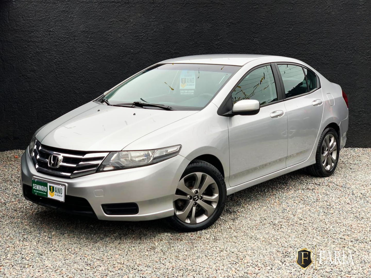 HONDA CITY SEDAN LX-MT 1.5 16V FLEX 4P
