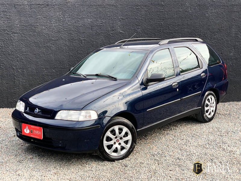FIAT PALIO WEEKEND ELX 1.0mpi 16V Fire 4P