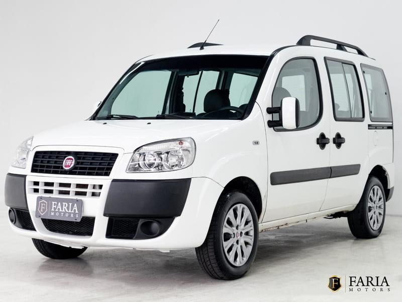 FIAT DOBLO ESSENCE 7L E