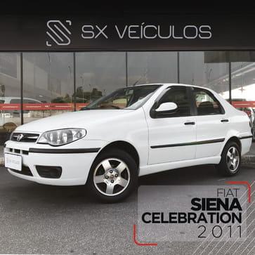 FIAT SIENA CELEBRATION 1.0 8V FIRE FLEX MEC.