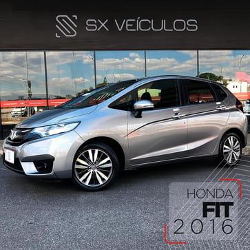 HONDA FIT EX 1.5 16V FLEX AUT.