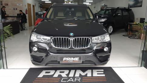 BMW X3 XDRIVE 2.0 I  WX31 184CV