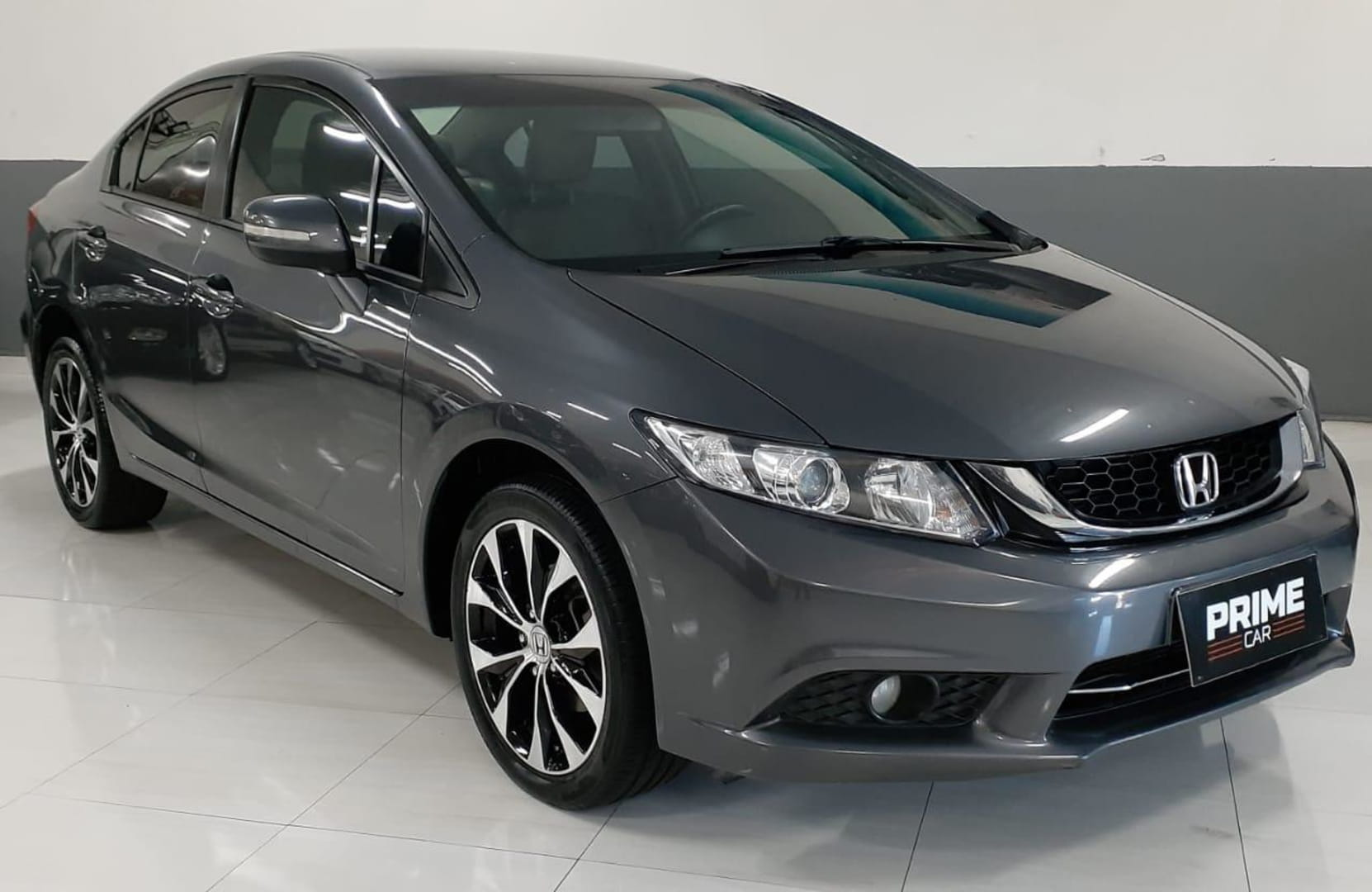 HONDA CIVIC LXR 2.0 16V FLEX AUT.