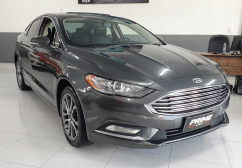 FORD FUSION SEL 2.5 16V 4P
